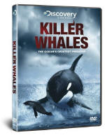 Discover Killer Whales DVD